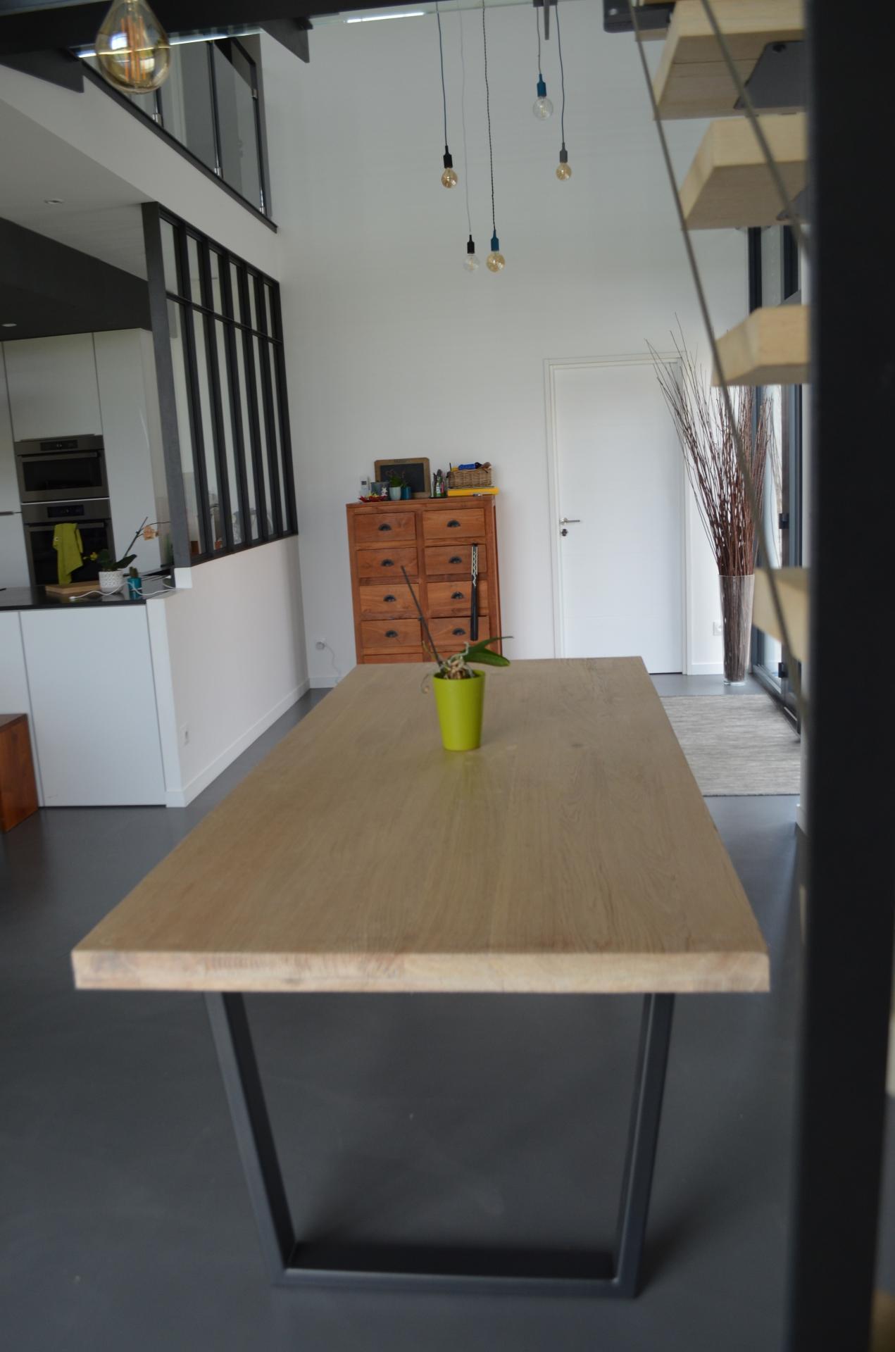 Table sur mesure 3